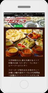 インド料理ガンダァーラ豊田店